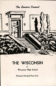 Page 5, 1944 Edition, Wisconsin High School - Wisconsin Yearbook (Madison, WI) online yearbook collection
