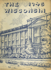 1945 Edition, Wisconsin High School - Wisconsin Yearbook (Madison, WI)