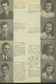 Page 16, 1945 Edition, Wisconsin High School - Wisconsin Yearbook (Madison, WI) online yearbook collection