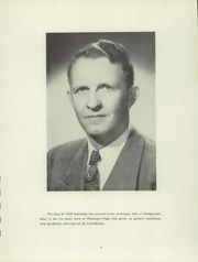 Page 7, 1949 Edition, Wisconsin High School - Wisconsin Yearbook (Madison, WI) online yearbook collection