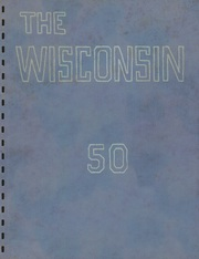 1950 Edition, Wisconsin High School - Wisconsin Yearbook (Madison, WI)