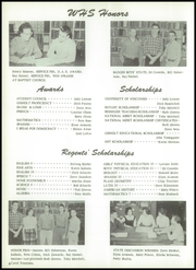 Page 10, 1958 Edition, Wisconsin High School - Wisconsin Yearbook (Madison, WI) online yearbook collection