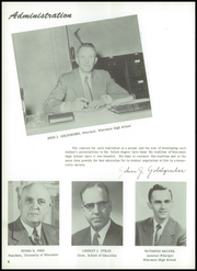 Page 12, 1958 Edition, Wisconsin High School - Wisconsin Yearbook (Madison, WI) online yearbook collection