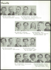 Page 15, 1958 Edition, Wisconsin High School - Wisconsin Yearbook (Madison, WI) online yearbook collection