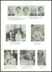 Page 16, 1958 Edition, Wisconsin High School - Wisconsin Yearbook (Madison, WI) online yearbook collection