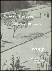 Page 7, 1958 Edition, Wisconsin High School - Wisconsin Yearbook (Madison, WI) online yearbook collection