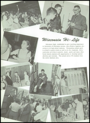 Page 8, 1958 Edition, Wisconsin High School - Wisconsin Yearbook (Madison, WI) online yearbook collection