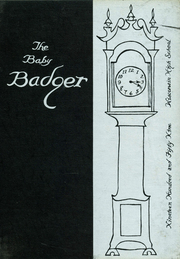 1959 Edition, Wisconsin High School - Wisconsin Yearbook (Madison, WI)
