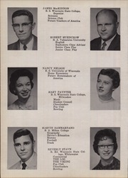 Page 12, 1961 Edition, Orfordville High School - Viking Yearbook (Orfordville, WI) online yearbook collection