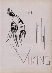 Page 5, 1961 Edition, Orfordville High School - Viking Yearbook (Orfordville, WI) online yearbook collection