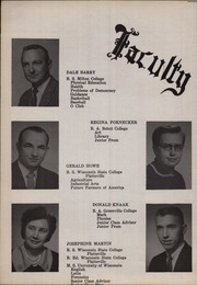 Page 10, 1962 Edition, Orfordville High School - Viking Yearbook (Orfordville, WI) online yearbook collection