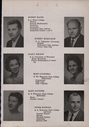 Page 11, 1962 Edition, Orfordville High School - Viking Yearbook (Orfordville, WI) online yearbook collection