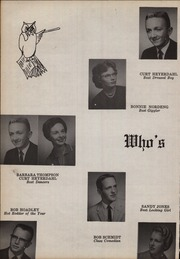 Page 16, 1962 Edition, Orfordville High School - Viking Yearbook (Orfordville, WI) online yearbook collection