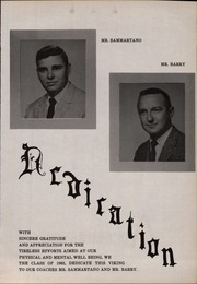Page 7, 1962 Edition, Orfordville High School - Viking Yearbook (Orfordville, WI) online yearbook collection