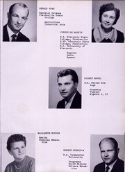Page 11, 1963 Edition, Orfordville High School - Viking Yearbook (Orfordville, WI) online yearbook collection