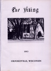 Page 5, 1963 Edition, Orfordville High School - Viking Yearbook (Orfordville, WI) online yearbook collection