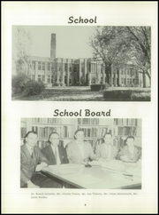 Page 10, 1959 Edition, Juneau High School - Jay Yearbook (Juneau, WI) online yearbook collection