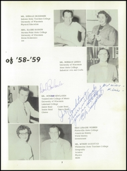 Page 13, 1959 Edition, Juneau High School - Jay Yearbook (Juneau, WI) online yearbook collection