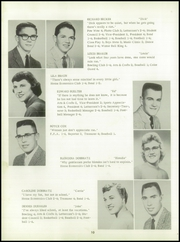 Page 16, 1959 Edition, Juneau High School - Jay Yearbook (Juneau, WI) online yearbook collection