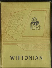 1963 Edition, Wittenberg High School - Wittonian Yearbook (Wittenberg, WI)