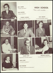 Page 10, 1951 Edition, Alexander High School - Moccasin Yearbook (Nekoosa, WI) online yearbook collection