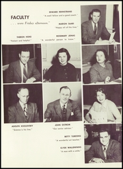 Page 11, 1951 Edition, Alexander High School - Moccasin Yearbook (Nekoosa, WI) online yearbook collection