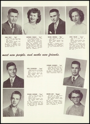 Page 15, 1951 Edition, Alexander High School - Moccasin Yearbook (Nekoosa, WI) online yearbook collection
