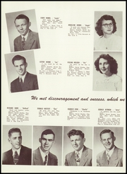 Page 16, 1951 Edition, Alexander High School - Moccasin Yearbook (Nekoosa, WI) online yearbook collection
