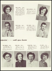 Page 17, 1951 Edition, Alexander High School - Moccasin Yearbook (Nekoosa, WI) online yearbook collection