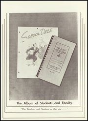 Page 7, 1951 Edition, Alexander High School - Moccasin Yearbook (Nekoosa, WI) online yearbook collection