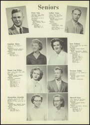 Page 15, 1953 Edition, Alexander High School - Moccasin Yearbook (Nekoosa, WI) online yearbook collection