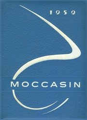 Page 1, 1959 Edition, Alexander High School - Moccasin Yearbook (Nekoosa, WI) online yearbook collection