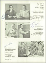 Page 10, 1959 Edition, Alexander High School - Moccasin Yearbook (Nekoosa, WI) online yearbook collection