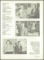Page 11, 1959 Edition, Alexander High School - Moccasin Yearbook (Nekoosa, WI) online yearbook collection