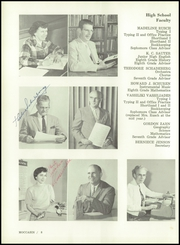 Page 12, 1959 Edition, Alexander High School - Moccasin Yearbook (Nekoosa, WI) online yearbook collection