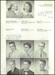 Page 16, 1959 Edition, Alexander High School - Moccasin Yearbook (Nekoosa, WI) online yearbook collection