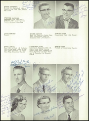Page 17, 1959 Edition, Alexander High School - Moccasin Yearbook (Nekoosa, WI) online yearbook collection
