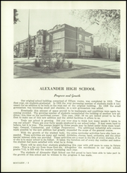 Page 6, 1959 Edition, Alexander High School - Moccasin Yearbook (Nekoosa, WI) online yearbook collection