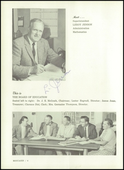 Page 8, 1959 Edition, Alexander High School - Moccasin Yearbook (Nekoosa, WI) online yearbook collection