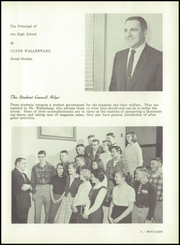 Page 9, 1959 Edition, Alexander High School - Moccasin Yearbook (Nekoosa, WI) online yearbook collection