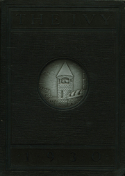 1930 Edition, Superior Cathedral High School - Memories Yearbook (Superior, WI)
