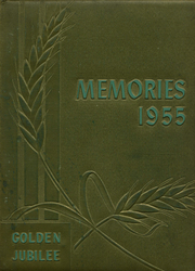 1955 Edition, Superior Cathedral High School - Memories Yearbook (Superior, WI)