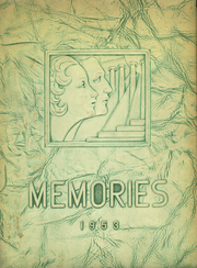 1959 Edition, Superior Cathedral High School - Memories Yearbook (Superior, WI)
