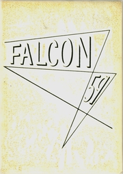 Page 1, 1959 Edition, Granville High School - Falcon Yearbook (Brown Deer, WI) online yearbook collection