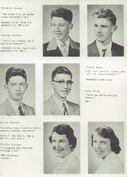 Page 11, 1954 Edition, Prairie Du Sac High School - Pride Yearbook (Prairie Du Sac, WI) online yearbook collection