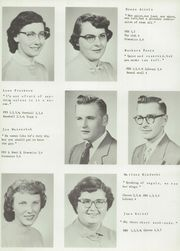 Page 12, 1954 Edition, Prairie Du Sac High School - Pride Yearbook (Prairie Du Sac, WI) online yearbook collection