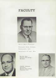 Page 7, 1954 Edition, Prairie Du Sac High School - Pride Yearbook (Prairie Du Sac, WI) online yearbook collection