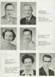 Page 8, 1954 Edition, Prairie Du Sac High School - Pride Yearbook (Prairie Du Sac, WI) online yearbook collection