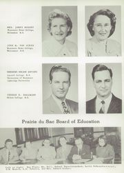 Page 9, 1954 Edition, Prairie Du Sac High School - Pride Yearbook (Prairie Du Sac, WI) online yearbook collection