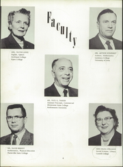 Page 12, 1956 Edition, North Fond Du Lac High School - Oriole Yearbook (North Fond Du Lac, WI) online yearbook collection